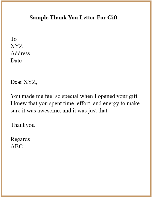 Letter Of Gift Template from thank-you-letter.net